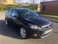 2009 Ford Focus 1.8 TDCI Titanium With Full Service History Sat Navigation and Media Interface