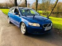 2008 VOLVO V50 1.6D SE ESTATE 79,000 Miles