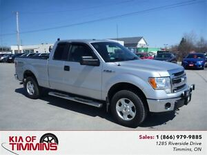 2014 Ford F-150 XLT 4X4 Extended Cab One Owner