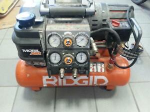 Rigid Compressor. We Buy and Sell Used Tools! (#32149) JY719477