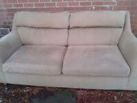 sofa light brown