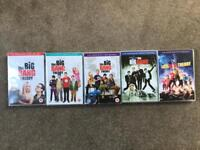The Big Bang Theory Season 1-5