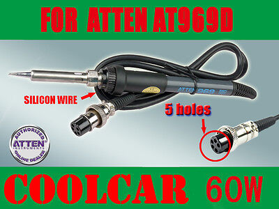 ATTEN Soldering Rework Station Hot Air Gun HEATING ELEMENT for AT860D AT8502D OZ