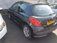Peugeout 207 sport 10 months mot only selling cause in need of small van