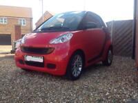 Smart car fourtwo nav full service zero tax