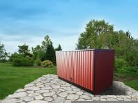 Metal Shed - aesthetic and durable Metal Box
