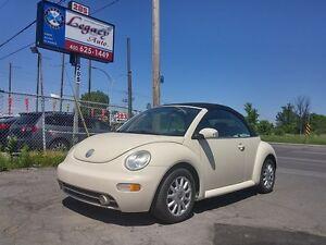 2006 Volkswagen Beetle Convertible DECAPOTABLE