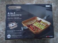Quadrapan 4 in 1 Multicooker BNIB