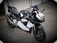 2002 Honda CBR954 Fireblade