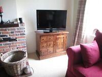 LAURA ASHLEY living room furniture - solid walnut
