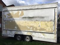 12ft Catering Trailer ** £1700** a great business opportunity
