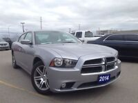 2014 Dodge Charger **SXT***POWER SUNROOF***18 ALLOY WHEELS***HEA