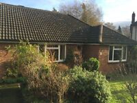 2 Bedroom Spacious Bungalow in Church Crookham