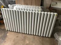 Modern double panel radiators
