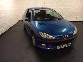 2005 Peugeot 206 ... Cheap car, Bargain car, Part Ex and swaps consid LOOK AT ARE OTHER CARS BY LINK