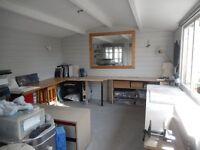 Artist studio to rent NW London
