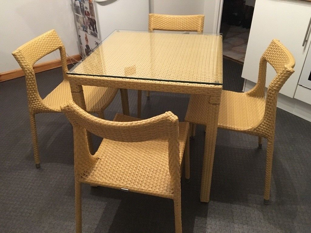 Emu garden/conservatory table and chairs   in Woodbridge, Suffolk ...
