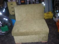 Unused chairbed for sale
