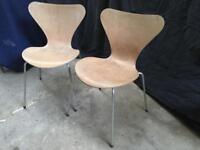 Arne Jacobson Butterfly Chairs