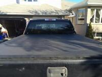 Tonneau cover for 6 foot 5 inches long box - $ 350