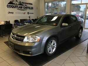 2013 Dodge Avenger SXT loaded sunroof