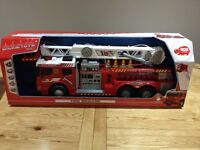 Dickie Toys Fire Engine