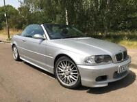 2003 BMW 330 CI Automatic Convertible Leathers £1995
