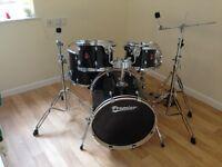 Premier APK Stage Drum Kit and Hardware