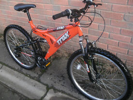 Trax TFS1 Mountain Bike