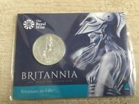 Royal Mint Silver £50 coin