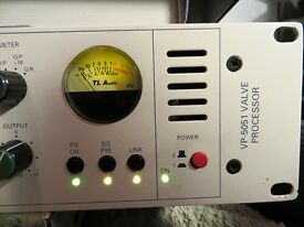 TL Audio VP-5051 Valve Processor COLLECTION ONLY