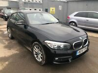 BMW 1 Series 1.5 116d EfficientDynamics Plus Sports Hatch 3dr (start/stop)£9,950 p/x welcome