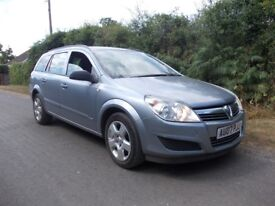 Vauxhall Astra Club 1.7l Cdti 100