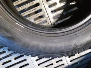P225/65R17X4, SAILUN ICE BLAZZER WST1 WINTER TIRES USED FOR SALE