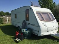 ACE AWARD 2005 ALL PAPERWORK, 4 BERTH FIXED BED WITH FULL SIZE AWNIg
