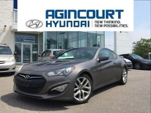 2013 Hyundai Genesis Coupe 2.0T/REAR SPOLIER/18 ALLOYS
