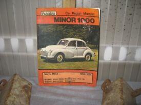 Morris Minor Book