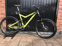 Commencal meta AM size large 2015 with upgrades