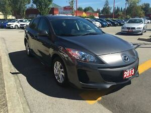 2013 Mazda MAZDA3 GS-SKY - Accident Free! Local!