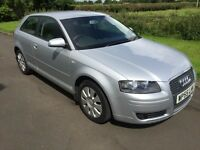 Facelift 2006 Audi A3 1.6 Sports Hatch Special Edition 3dr 6mth warranty