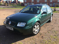 VW BORA 1.6 GREEN
