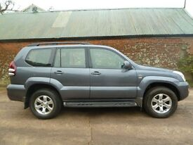 Toyota Landcruiser LC4 D4D Manual