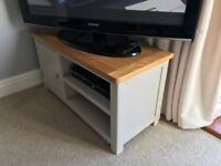 TV Cabinet. Solid Wood from Cotswold Company.
