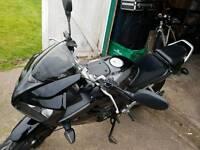 Honda CBR125 R W7