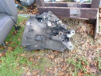 ford transit gearbox fwd