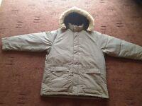 Stone River Classic Parka Jacket XL/XXL-£25