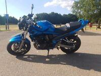 Suzuki Bandit GSF650 K6 Blue