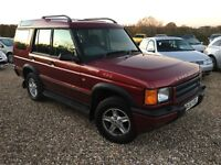 2001 51 Land Rover Discovery td5 Auto