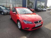 SEAT Leon TDI SE TECHNOLOGY (red) 2013-10-31