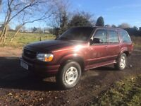 00X FORD EXPLORER 4.0 AUTO THE NORTH FACE LPG GAS CONVERTED SAME OWNER 7 YEARS FULL HISTORY PX SWAPS
